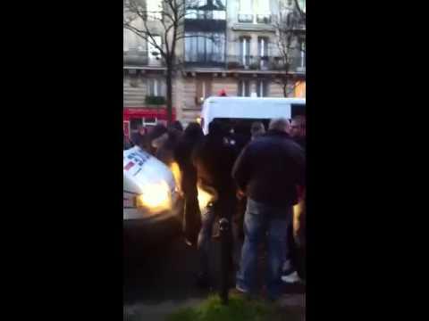 [2 FÉVRIER] Les policiers en civil du boulevard Raspail