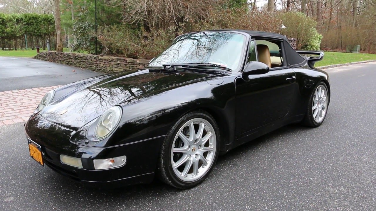 1995 porsche 911 carrera cabriolet for sale fresh service awesome driver youtube. Black Bedroom Furniture Sets. Home Design Ideas
