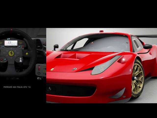 Nürburgring Nissan GT-R vs 458 ITALİA GT3 Track Day