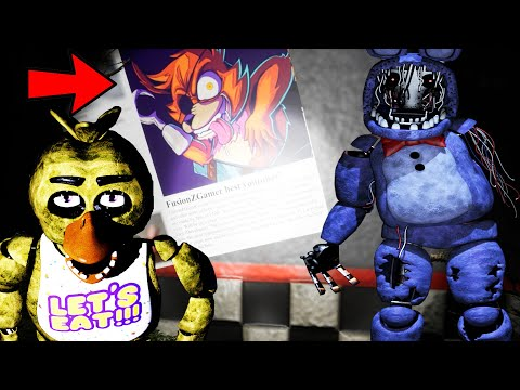 I FOUND MY BROTHER!!!! .. Five nights at Freddy's: Back in the 80's