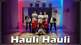 Hauli Hauli (Yeh Baby) || Dance Cover || The PNDC - Parth & Nishit's Choreography