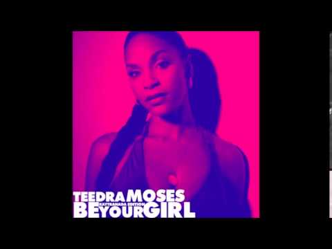 Teedra Moses - Be Your Girl (Kaytranada Edition)