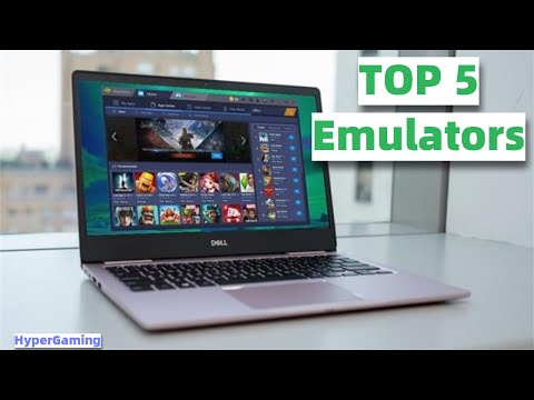 Top 5 Best Free Android Emulators For PC 2019 For Gaming