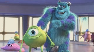 Monsters, Inc. 3D ~ Trailer Oficial Español Latino ~ FULL HD