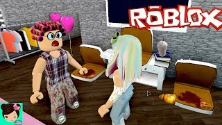 My Grandmother Gets Angry and I Escaped Her Home In ROBLOX - Titi Games