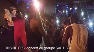INSIDE GPS: Concert du groupe SAUTISOL à Paris