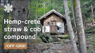 How To Build A Treehouse, Tiny Home, Yurt With Diy Solar, Cob, Hemp-crete