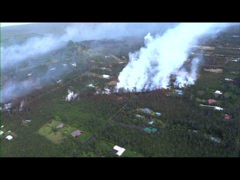 Geologists: Big Hawaii Volcano Eruption Possible