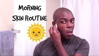 My Morning Skincare Routine 4 EASY STEPS for men dyrandoms