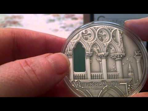 1994 Mexico Libertads BU & 2013 Tiffany Art Venetian Gothic 2 Oz Proof!