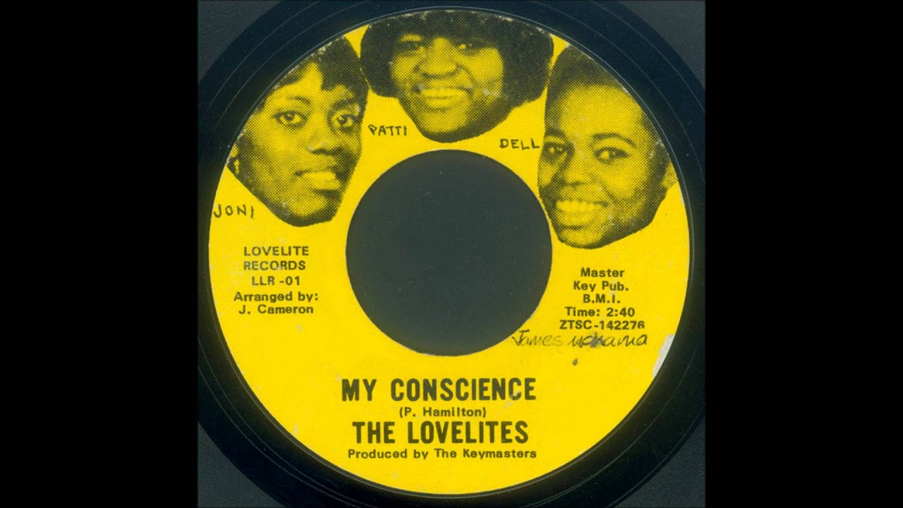 Lovelites* Lovelites, The - Get It Off My Conscience