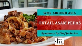 How to Cook Asam Pedas Oxtail and Pasta