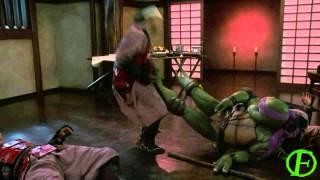 Vanilla Ice   Ninja Rap Черепашки Ниндзя 1080HD