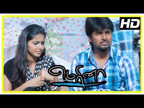 Marina movie scenes | Oviya marries another person | Sivakarthikeyan | Sathish