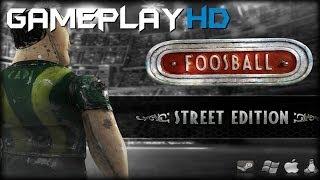Foosball - Street Edition Gameplay (PC HD)