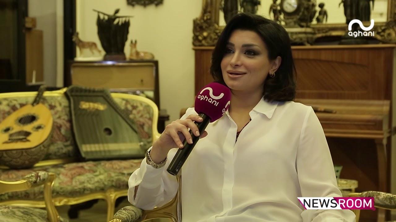 عبير وهاب: سأقتحم الوسط الفني دون خوف.. وعيني على يارا وكارول سماحة!