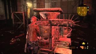 Resident Evil: Revelations 2 - Episode 3 - Left Liver Location