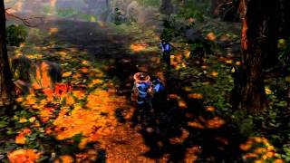 Dungeon Siege III for PS3 - Lucas trailer