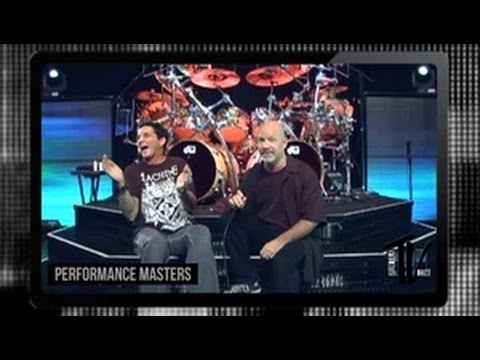 Deen Castronovo on Drum Talk TV!