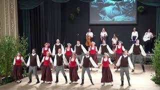 """00019 Pasaules latviešu dienu deju un folkloras kopu koncerts """"Cilvēks. Mūžs. DIMD!"""""""