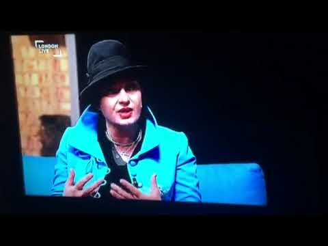 Anne Pigalle discusses the gentrification of Soho on London Live TV