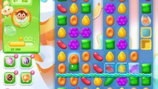 Candy Crush Jelly Saga Level 738 - NO BOOSTERS