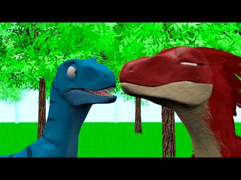 raptor love story animation part 2