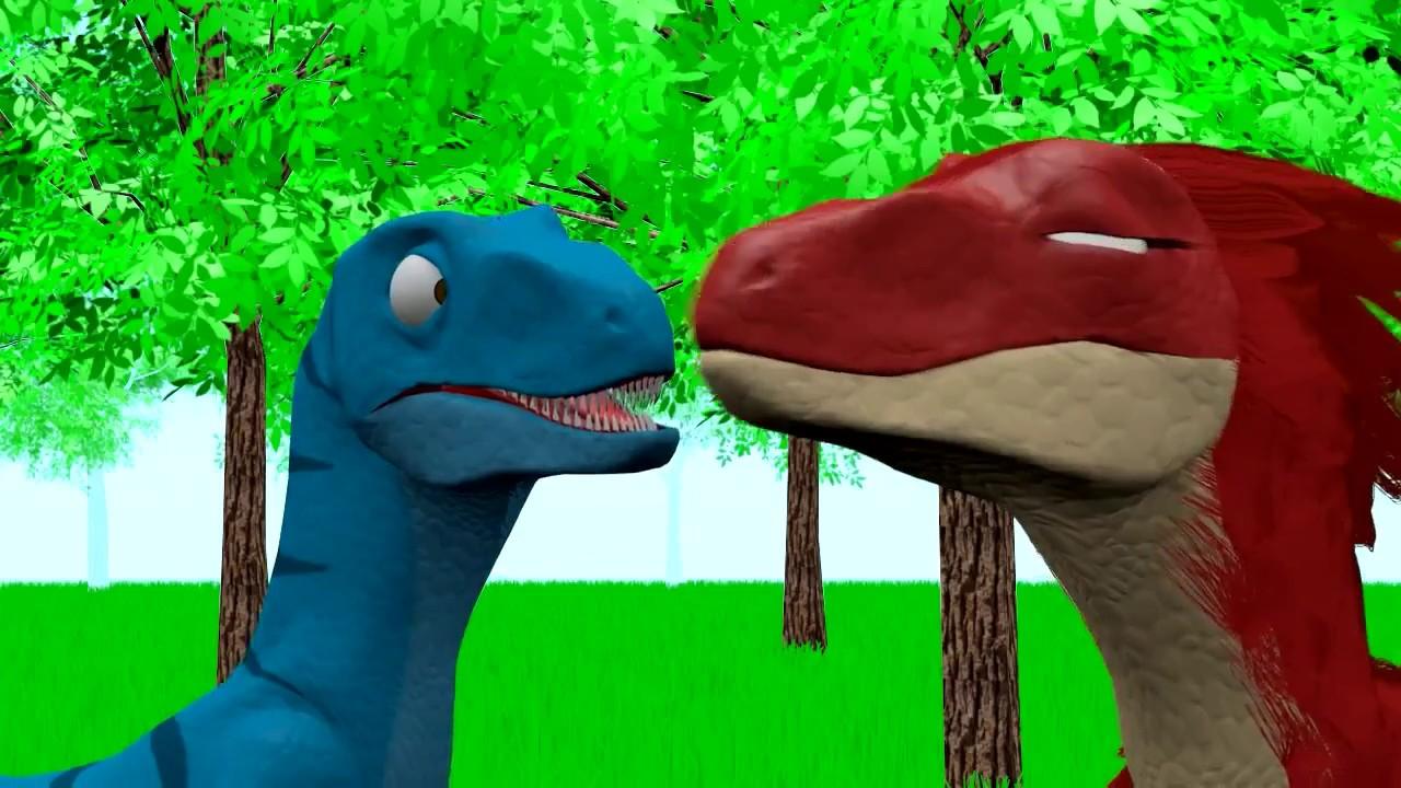 Raptor Love Story Animation Part 2
