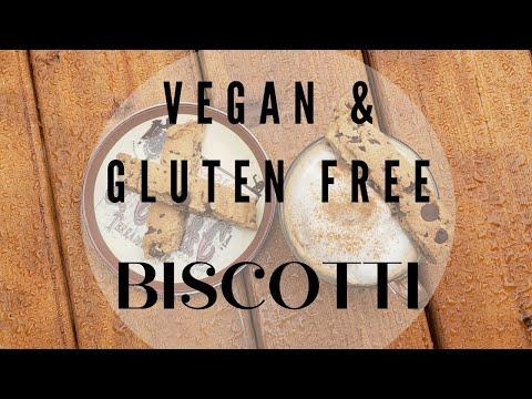 almond biscotti toscani  gluten free