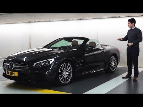 Mercedes SL 2019 AMG - Rough NEW Drive REVIEW SL 500 Sound Acceleration Interior Exterior