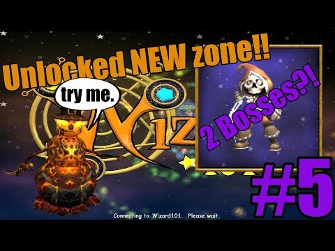 Into Triton Avenue!!/ Wizard101 LP #5