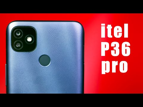 itel P36 Pro Review (LTE): Vision 1 Plus - Budget Smartphone King? [English]