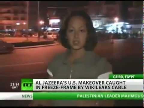 Wikileaks Exposes Qatar's Propaganda 'news' network AlJazeera / AlJazeeraEnglish