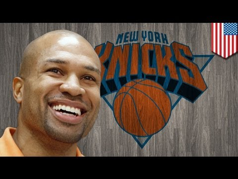 Derek Fisher hired to the Knicks to watch Phil Jackson coach