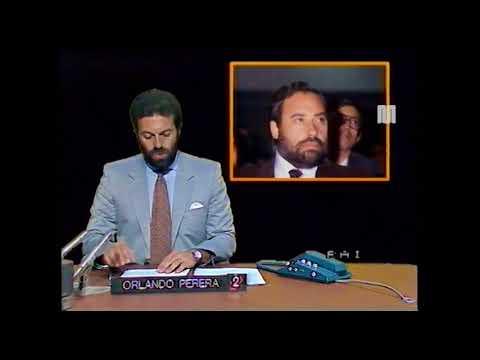 1984 Rai TG1 del 3 maggio conduzione Tiziana Ferrario - YouTube