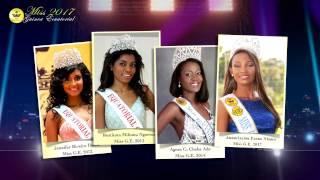MISS GUINEA ECUATORIAL 2017