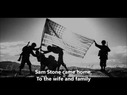 Sam Stone - Dedicated to All Veterans - John Prine (song cover by Bill Clarke)