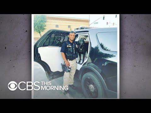 Manhunt underway in California for suspected cop killer