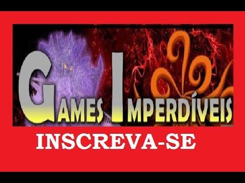 DIVULGAÇÃO DO CANAL GAMES IMPERDÍVEIS