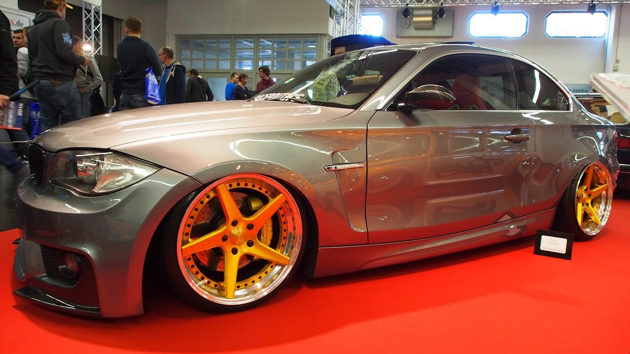 hight resolution of bmw e82 1 series coupe 2010 123d 278ps 504hm r19 tuning exterior walkaround