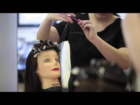 Hairdressing at Henley College Coventry