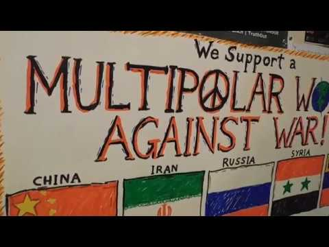 Multipolare Welt gegen Krieg (Antikrieg TV)