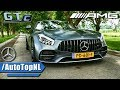 Mercedes AMG GT C SOUND LOOKS 0-300km/h DRIVE by AutoTopNL