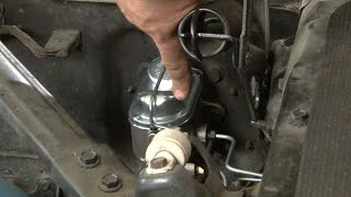 Mustang Dual Bowl Brake Conversion 1965-1966 Installation
