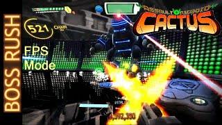 Assault Android Cactus: FPS Mode - Cactus vs. Boss Rush S+ (12.0)