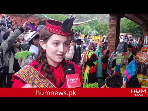 chilam josh festival Dance in Kalash Valley chitral Report sherin zada