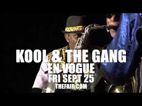 Kool & the Gang plus En Vogue - Sept.25, 2015