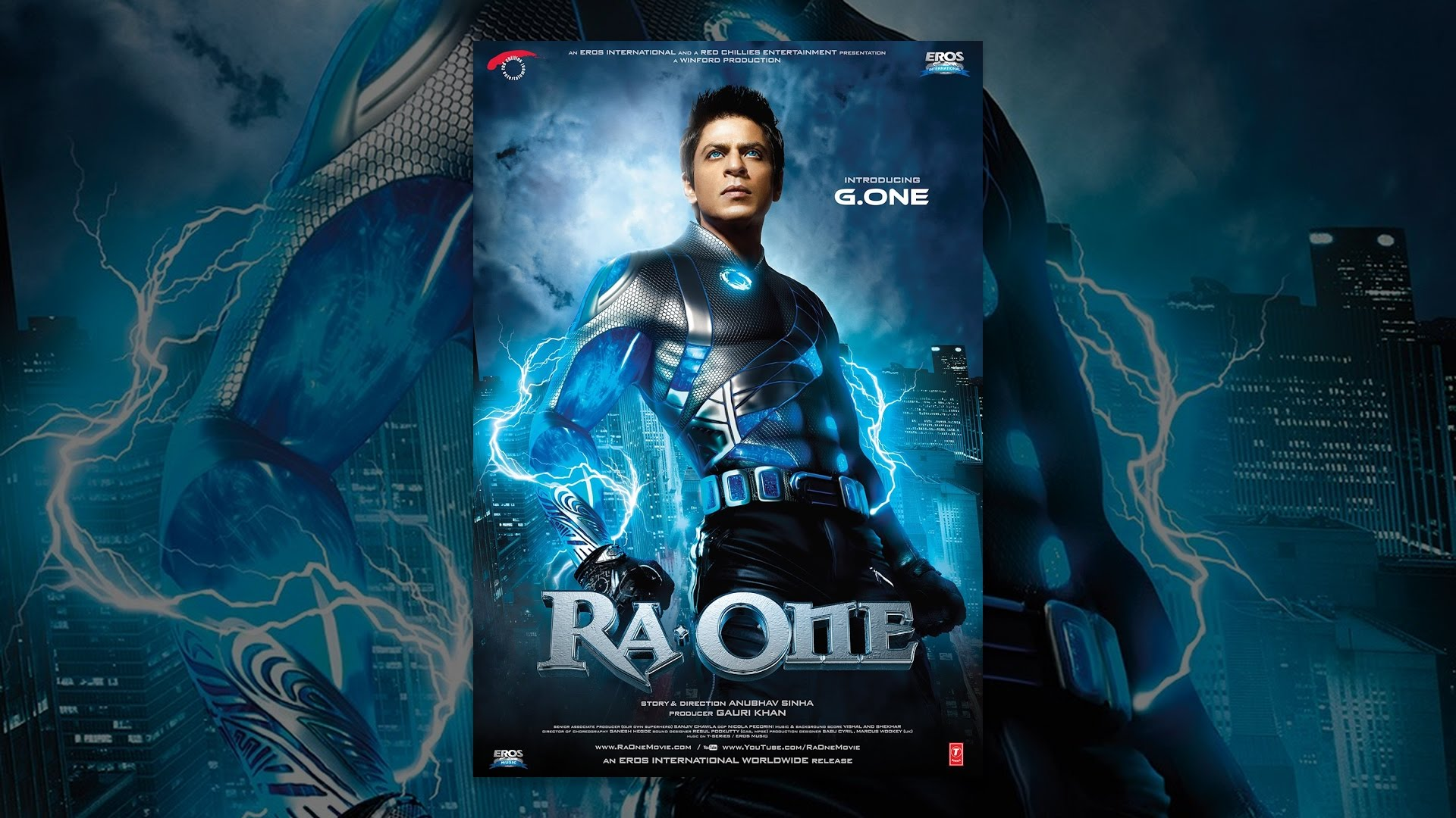 how to draw ra one