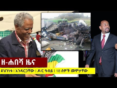 Zehabesha Daily Ethiopian News May 30, 2018