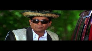 Hindi Comedy Scene | 2017 Hindi Comedy Scene | Brahmanandam Comedy Scene |